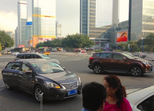 Nissan Sylphy Guangzhou 1