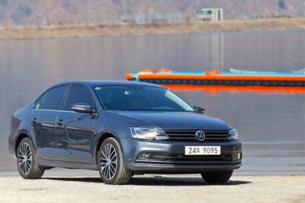 VW Jetta South Korea November 2015. Picture courtesy yeoinwoo
