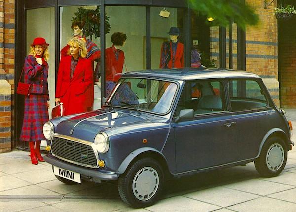 Austin Mini UK 1982
