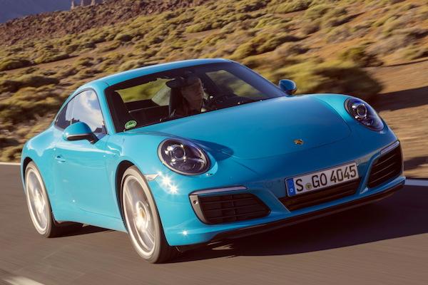 Porsche 911 Liechtenstein 2015