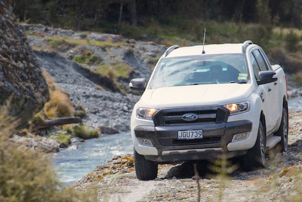 Toyota Ranger Australia January 2016. Picture courtesy caradvice.com.au