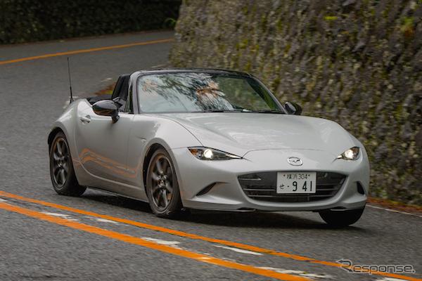 Mazda Roadster Japan 2015