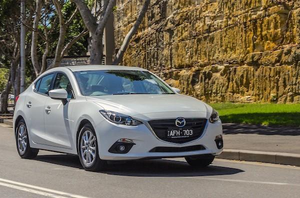 Mazda3 Australia 2015. Picture courtesy caradvice.com.au
