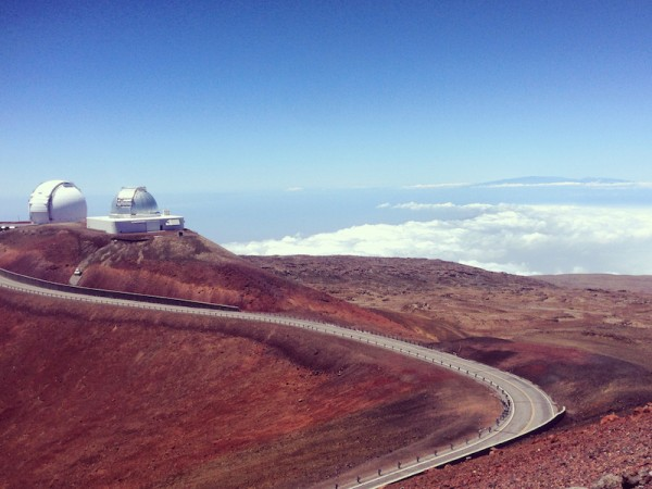 13. Mauna Kea