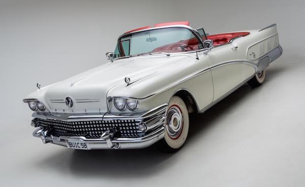 1958 Buick Limited. Picture courtesy americanclassiccar.com.au