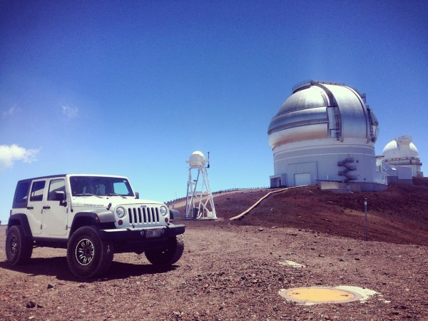 2. Charlie Mauna Kea 3