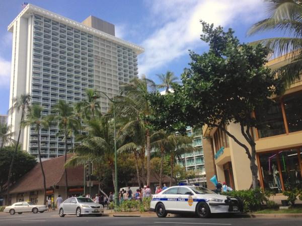 6. Honolulu Police