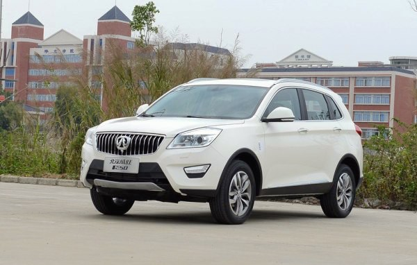 Beijing Auto Weiwang S50 China March 2016. Picture courtesy auto.ks.js.cn