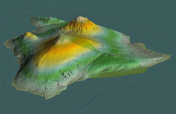 Hawaii-Big-Island-3D