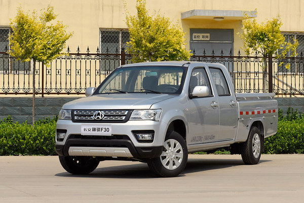 Chana F30 Pickup China April 2016