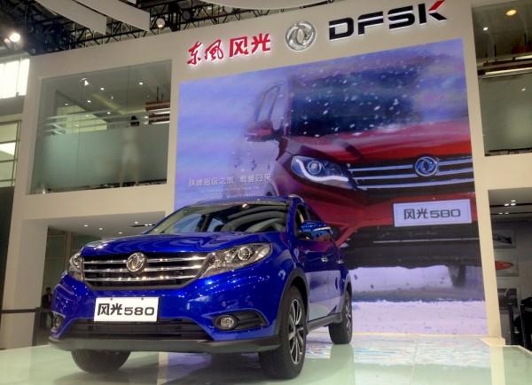 Dongfeng Fengguang 580 Pic3