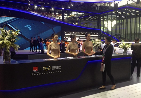 Geely stand Pic2