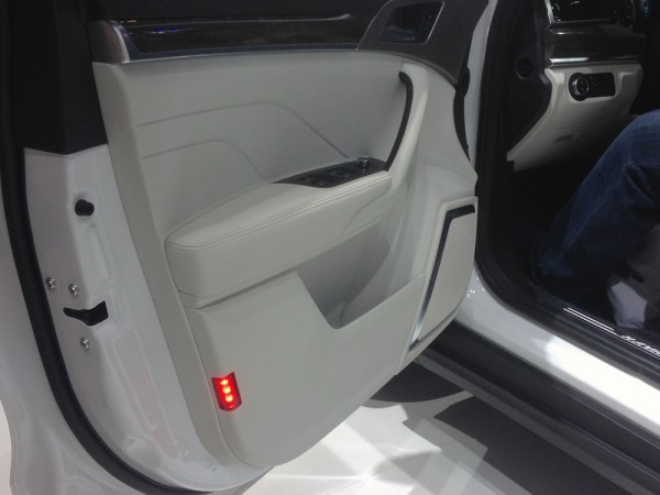 Haval H7 interior Pic1