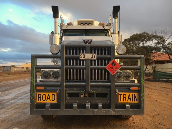 6. Road Train Lyndhurst