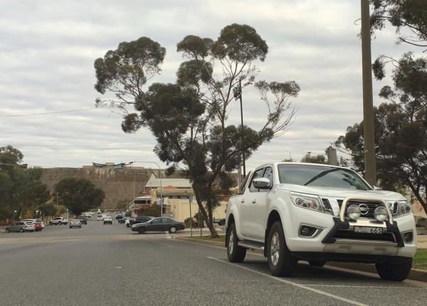 Nissan Navara Broken Hill