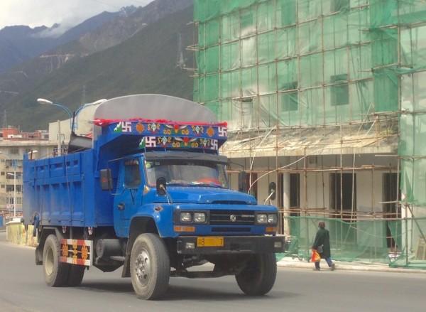 Dongfeng Heavy Truck Kangding China 2016
