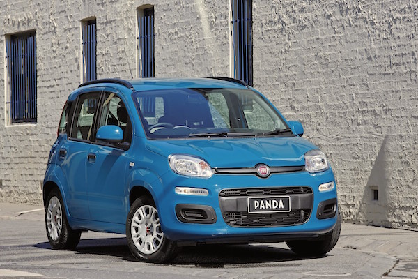 Fiat Panda Europe June 2016. Picture courtesy of themotorreport.com.au