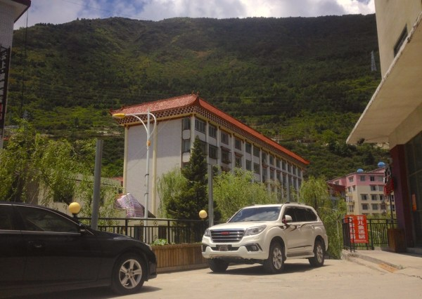Haval H9 Kangding China 2016