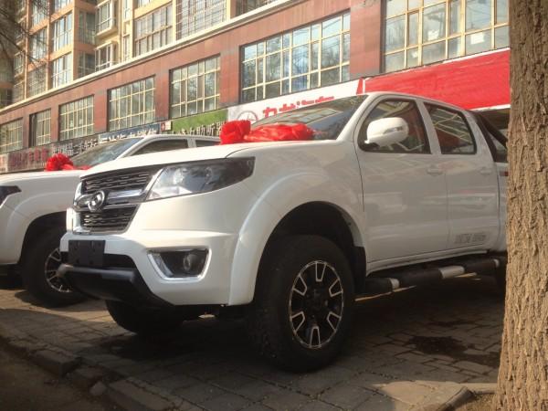 Huanghai N1S Xining China 2016