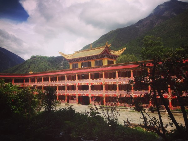 Kangding Jingang Temple