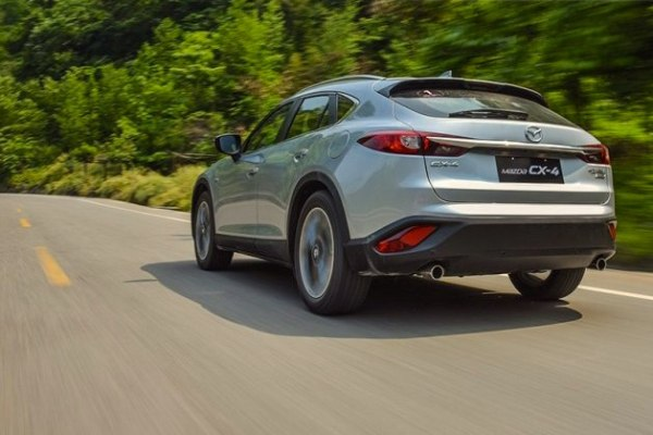 Mazda CX-4 China June 2016. Picture courtesy of autohome.com.cn