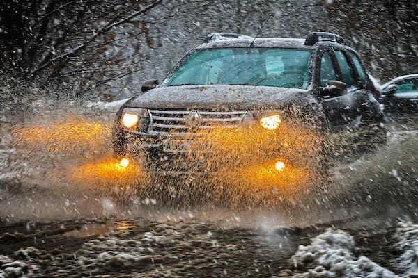 Renault Duster Kazakhstan June 2016. Picture courtesy zr.ru