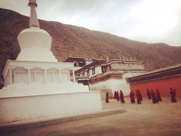Xiahe Monastery