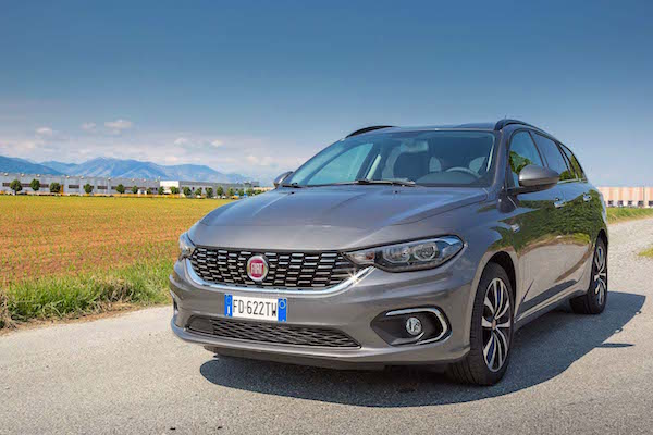 Fiat Tipo Is Up 16 Spots On Last Month To A Best Ever #33 For This  Generation.