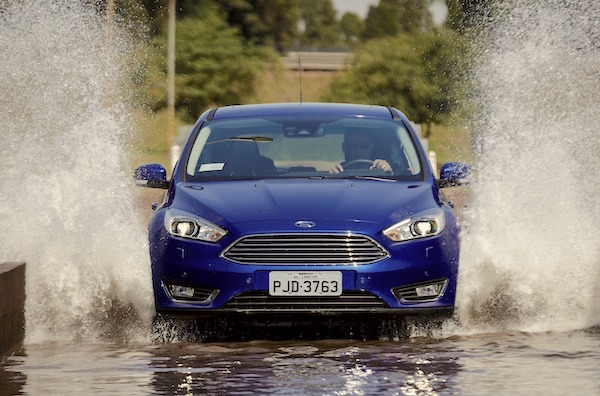Ford Focus Cyprus July 2016