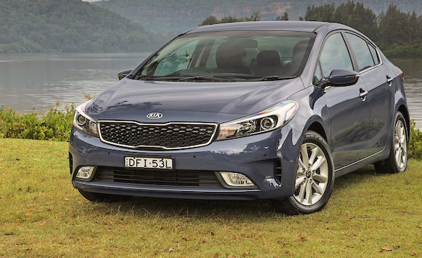 Kia Cerato Australia July 2016. Picture courtesy caradvice.com.au