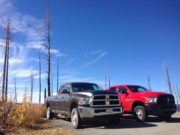 Bob Yellowstone NP Pic1