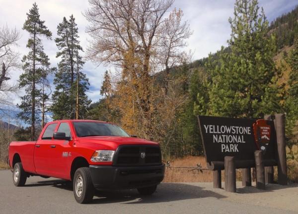 Bob Yellowstone NP Pic2