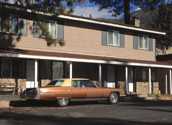 Cadillac Sedan DeVille CA Pic1