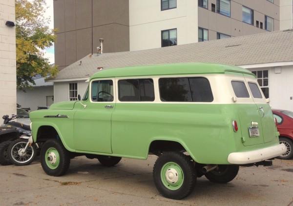 Chevrolet Apache Bozeman MT Pic2