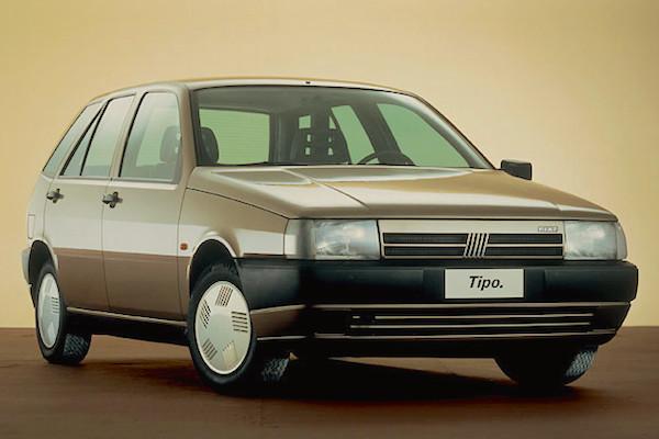 фиат типо 1985 года