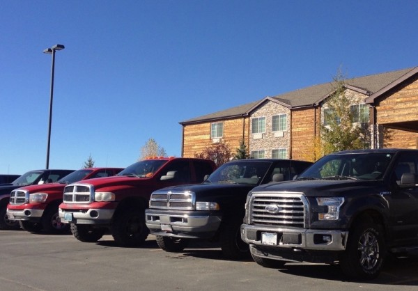 Pickups Pinedale WY