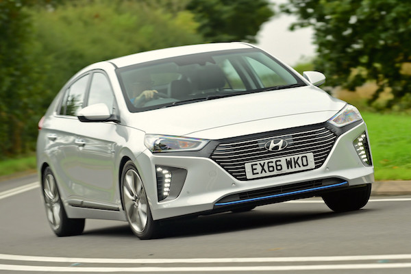 Hyundai Ioniq Norway November 2016-picture-courtesy-autoexpress-co-uk