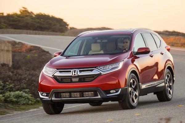 Honda Crv Incentives >> Usa Full Year 2016 Incentives Lift Market To Second