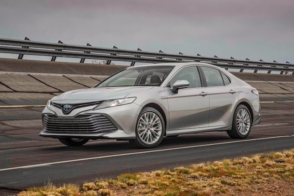 The Toyota Camry Is The Best Selling Vehicle In Saudi Arabia For The First Time This Decade