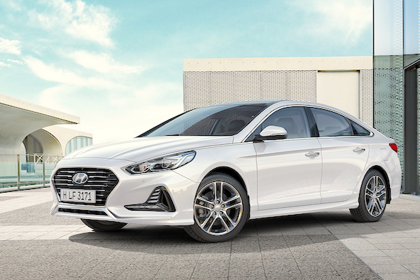 The Hyundai Sonata Is The Best Selling Vehicle In Saudi Arabia In August