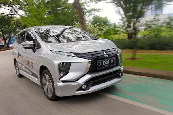 Can The Mitsubishi Xpander Topple The Toyota Avanza To #1 In Indonesia?
