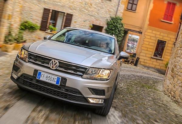 europe   suvs soar  volkswagen jeep  dacia strong  selling cars blog