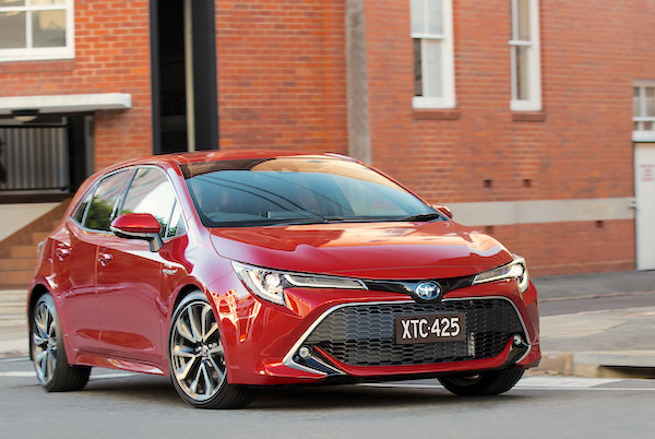 New Zealand July 2019 Toyota 41 9 Can T Prevent Third