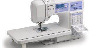 Brother HC1850 sewing machine