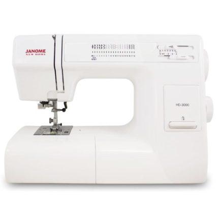 Janome HD3000 - Janome Sewing Machine