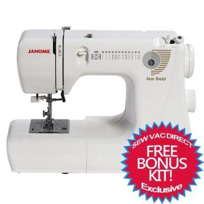 Janome Jem Gold - Janome sewing Machine