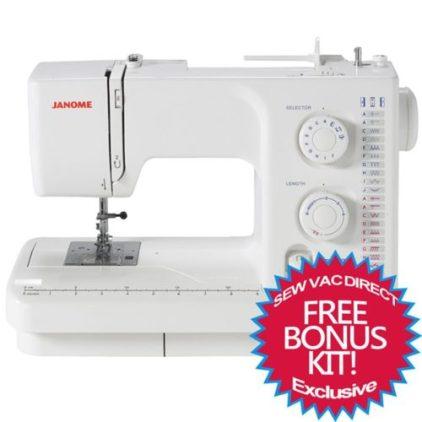 Janome Magnolia 7318 - Janome Sewing Machine