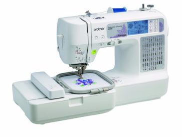 Brother SE400 Sewing and Embroidery Machine