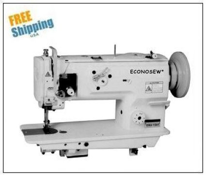 Econosew Heavy-duty leather sewing machine
