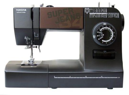 Toyota Super Jeans Heavy Duty Sewing Machine
